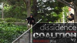Dissidence Coalition V2 Dylan Morrison, Roomet Saalik, Cristian Alvarez, Luis Barrios, Mike Ghee
