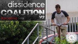 Dissidence Coalition V2 Auguste Pellaud, Charles Padel, Justin Phillips, Jonathan Perroni