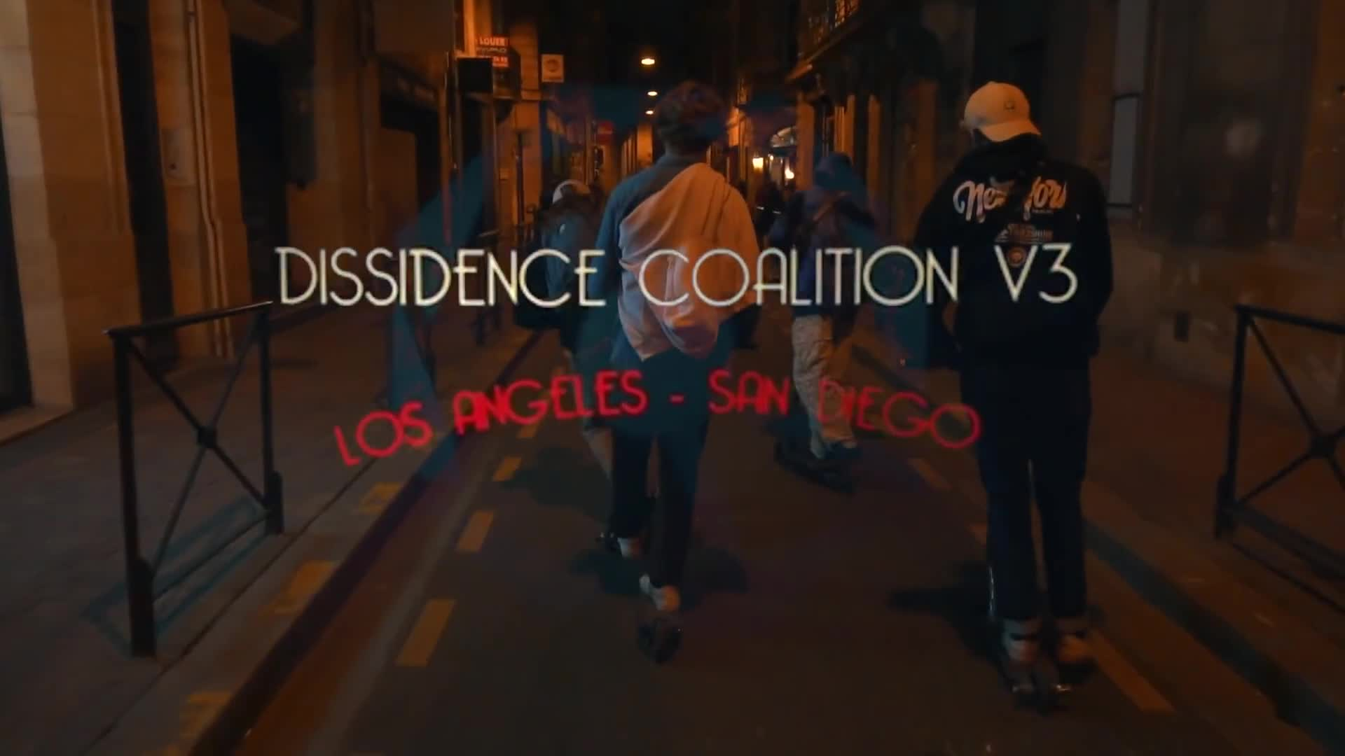 Dissidence Coalition Amateur 2019 #5