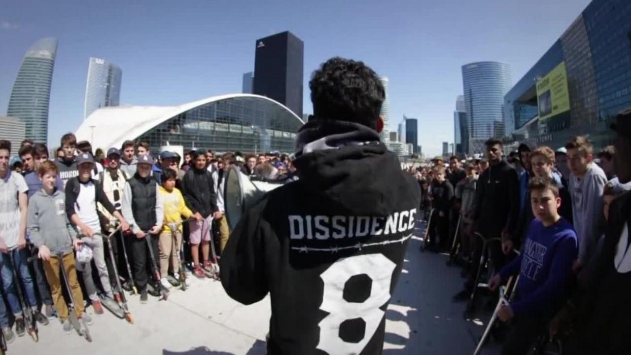 Dissidence Street Jam V7