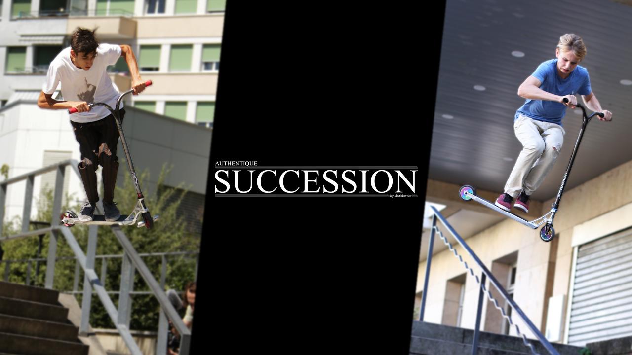 AUTHENTIQUE SUCCESSION VIDEO
