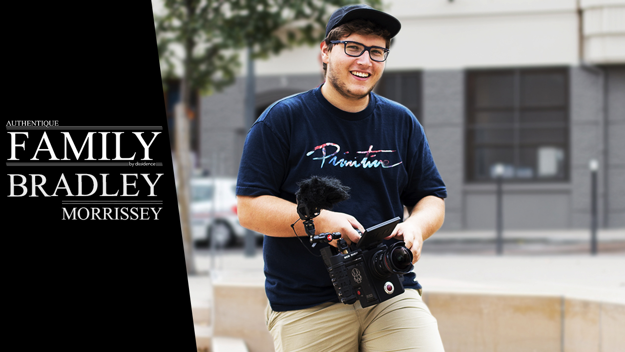 Authentique Family : BRADLEY MORRISSEY – The Man Behind The Lens