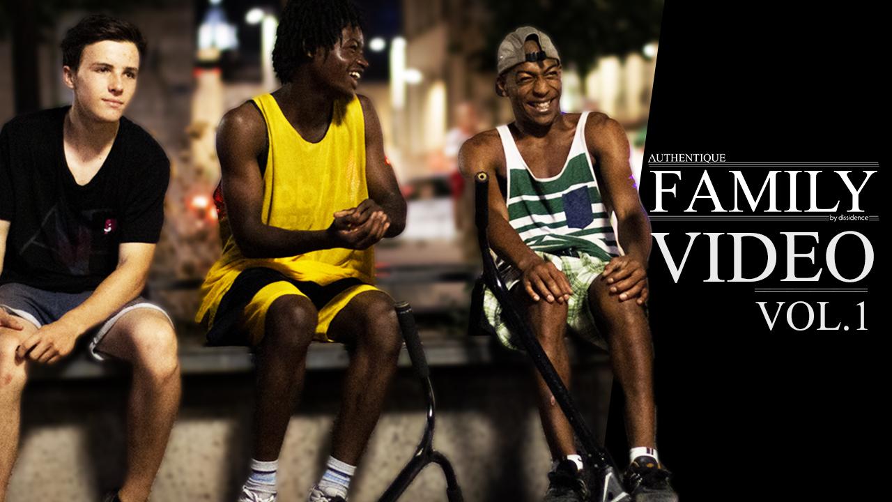 AUTHENTIQUE FAMILY VIDEO vol.1