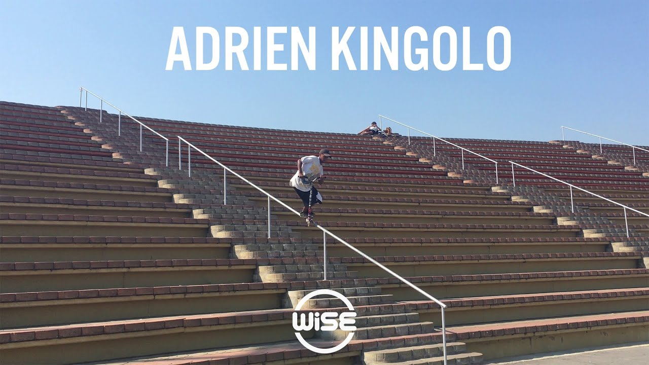 Introducing  - Adrien Kingolo