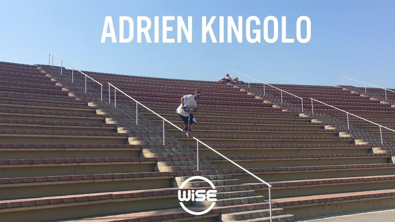 Introducing  - Adrien Kingolo
