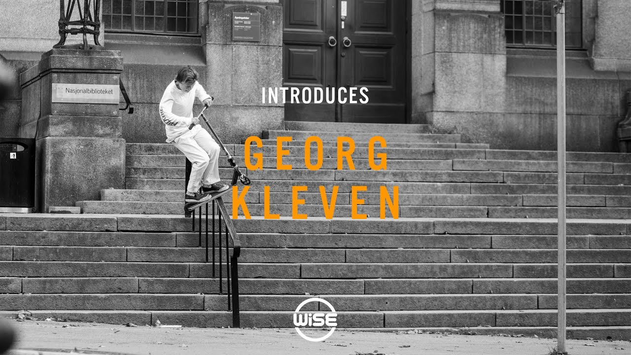 Wise Introduces - Georg Kleven