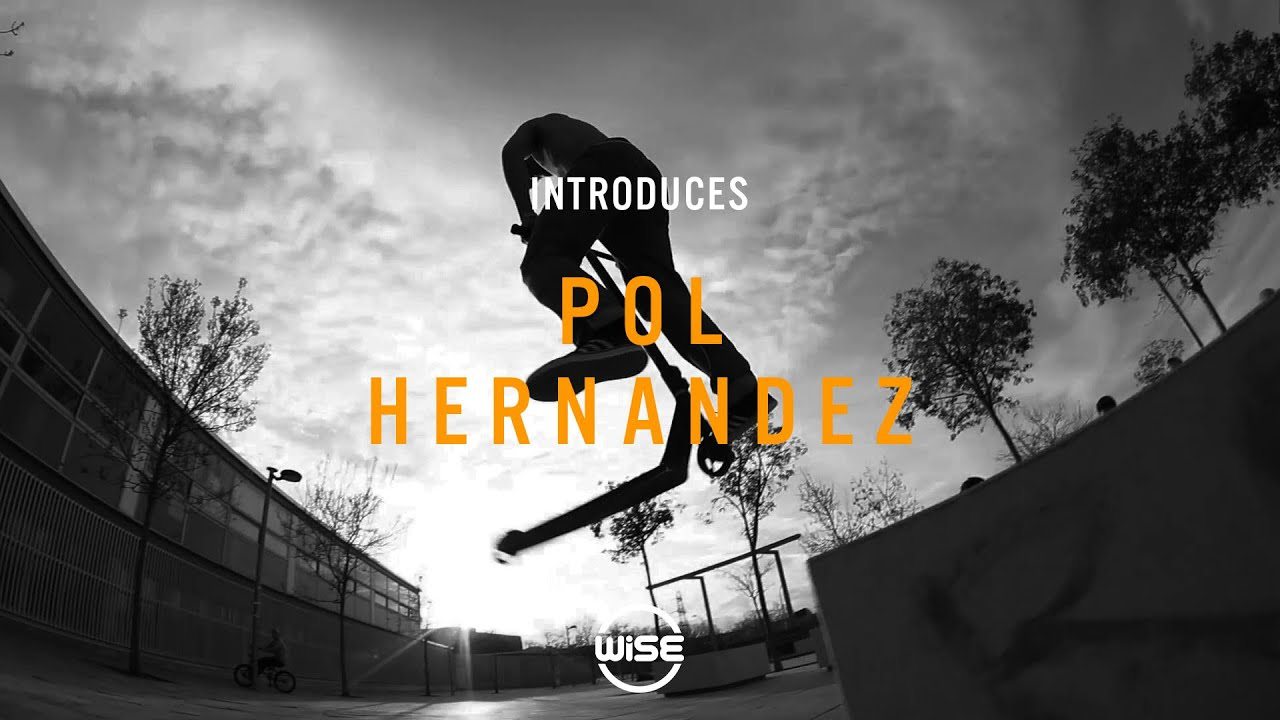 Wise Introduces - Pol Hernandez