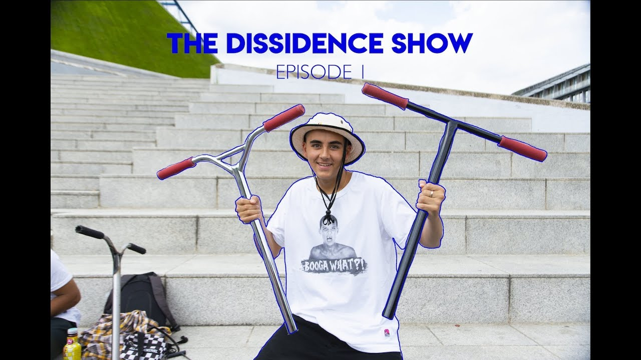 The Dissidence Show - Episode 1 : T Bar Vs Y Bar !