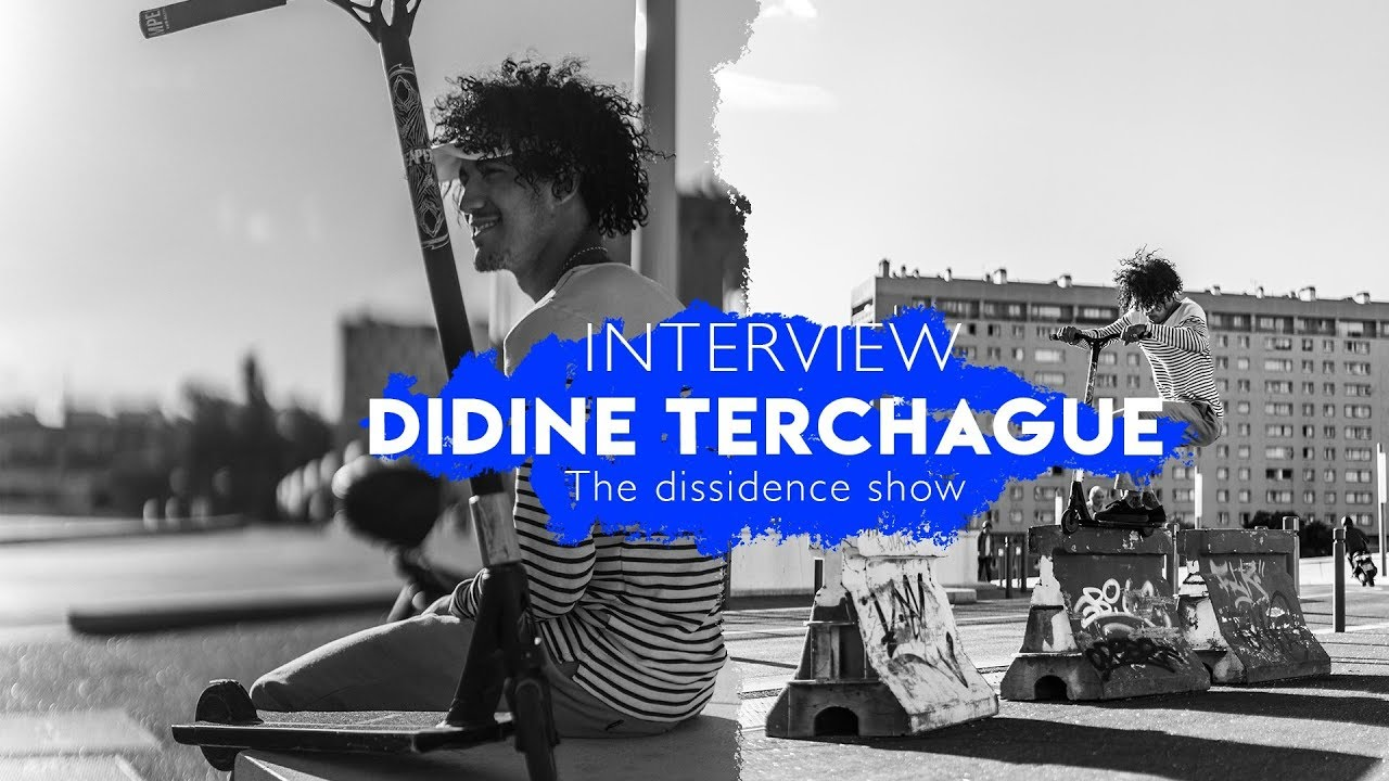 The Dissidence Show - Episode 2 : Didine Terchague, l'Interview