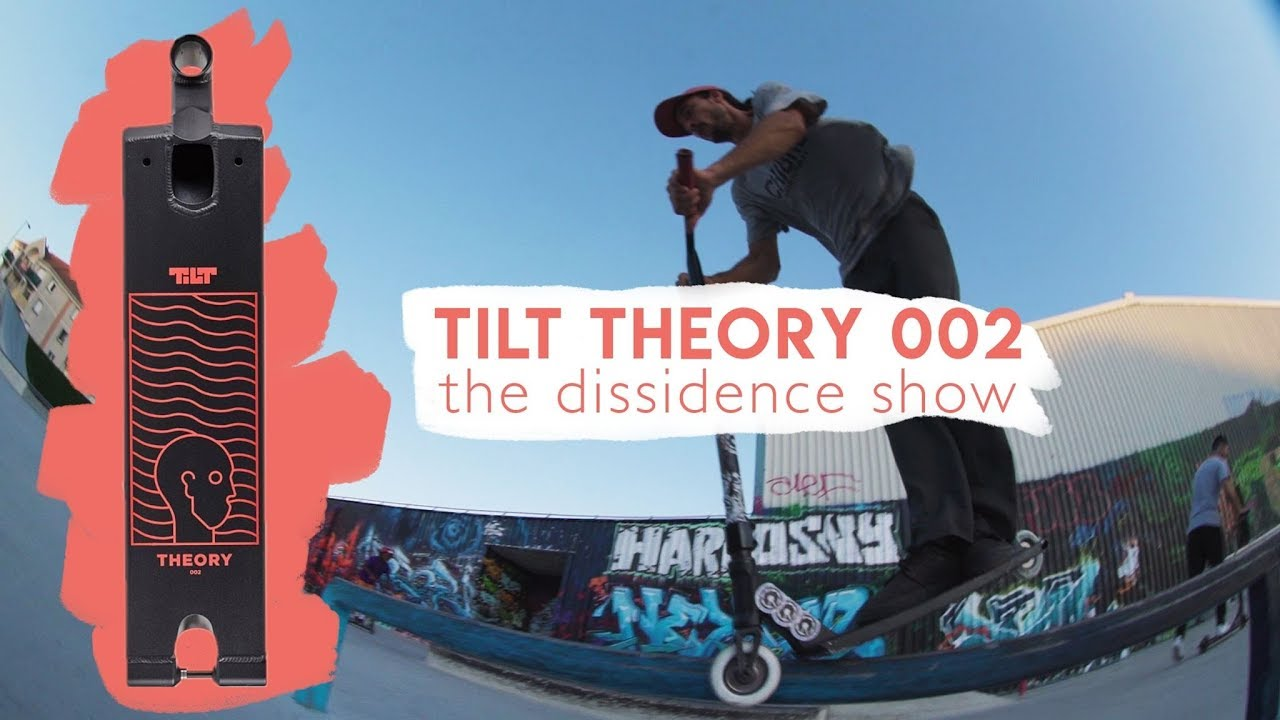 The Dissidence Show - Episode 4 : Deck Tilt Theory