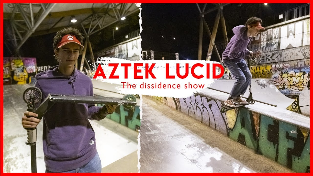 The Dissidence Show - Episode 8 : Deck Aztek Lucid