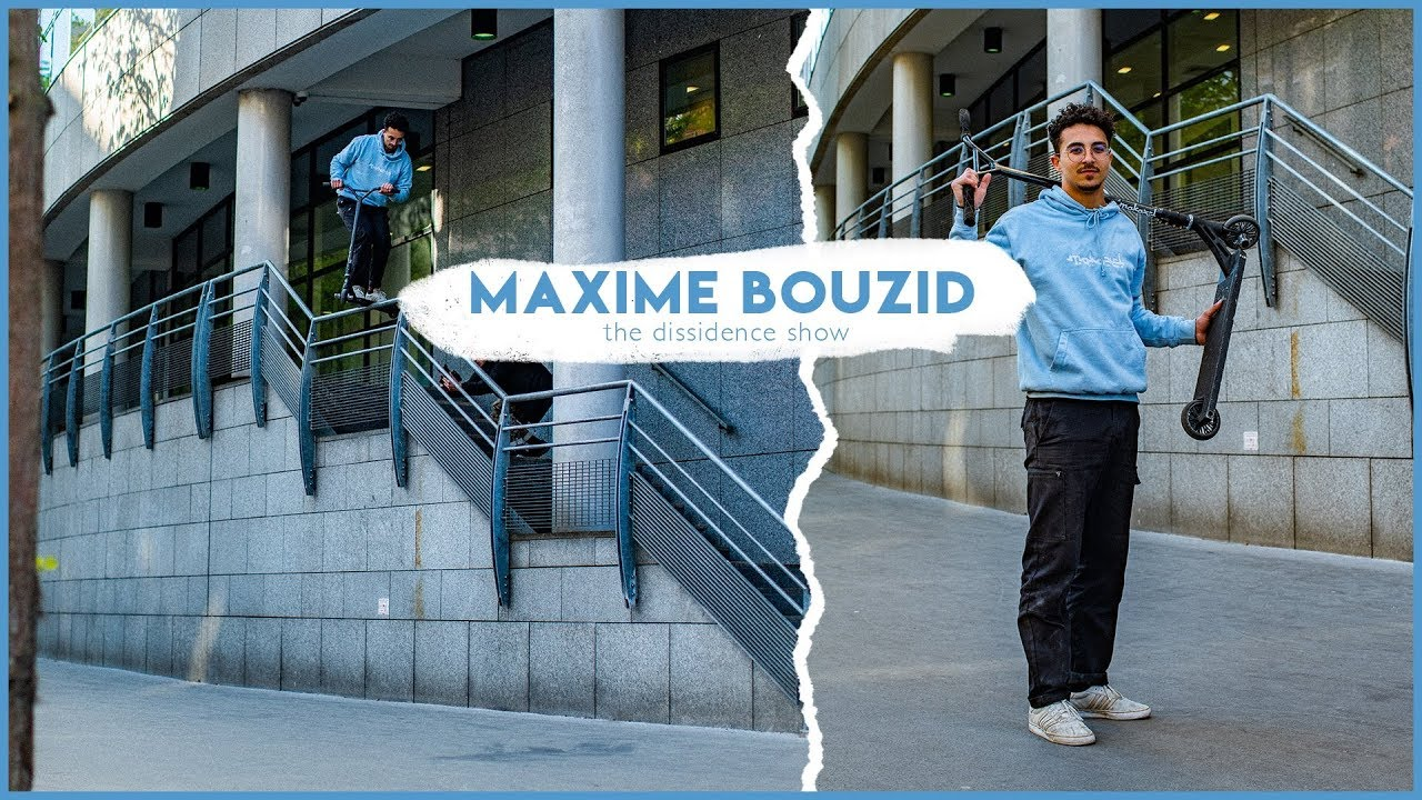 The Dissidence Show - Episode 9 : Maxime Bouzid Interview