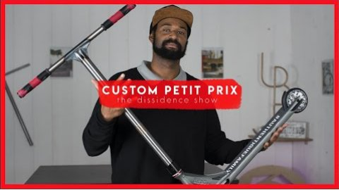 The Dissidence Show : CUSTOM BUILD PETIT PRIX