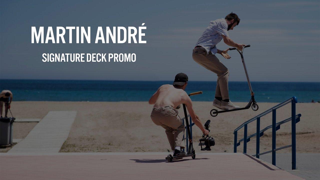 MARTIN ANDRE - SIGNATURE DECK PROMO