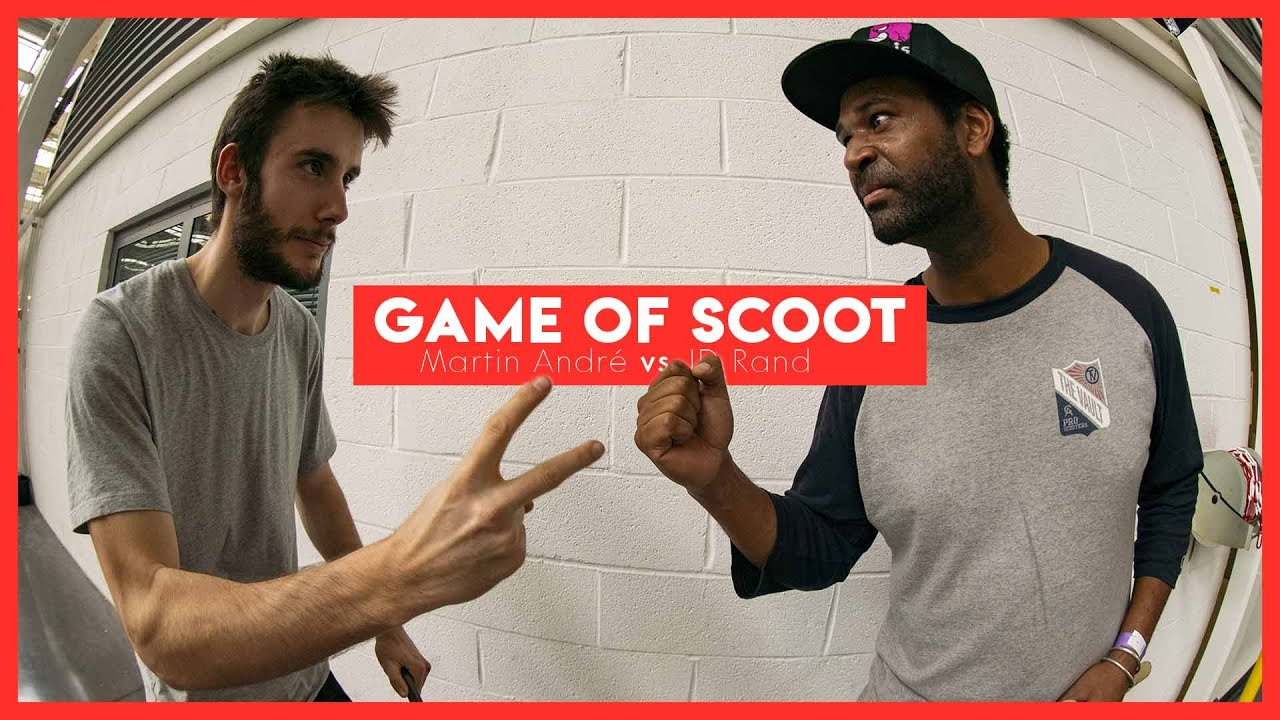 The Dissidence Show - Game of scoot JD vs Martin André
