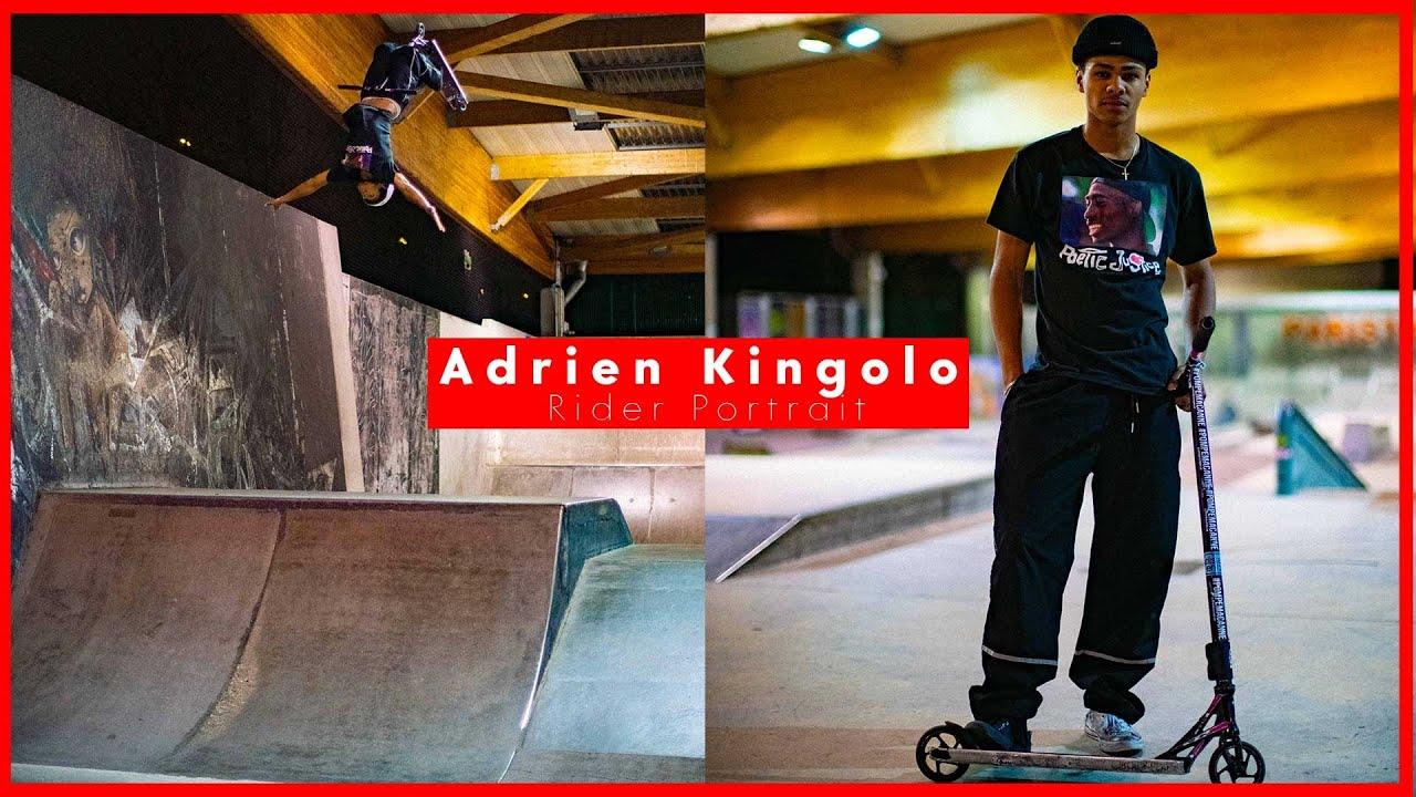 The dissidence Show - Adrien Kingolo (Akimzou)