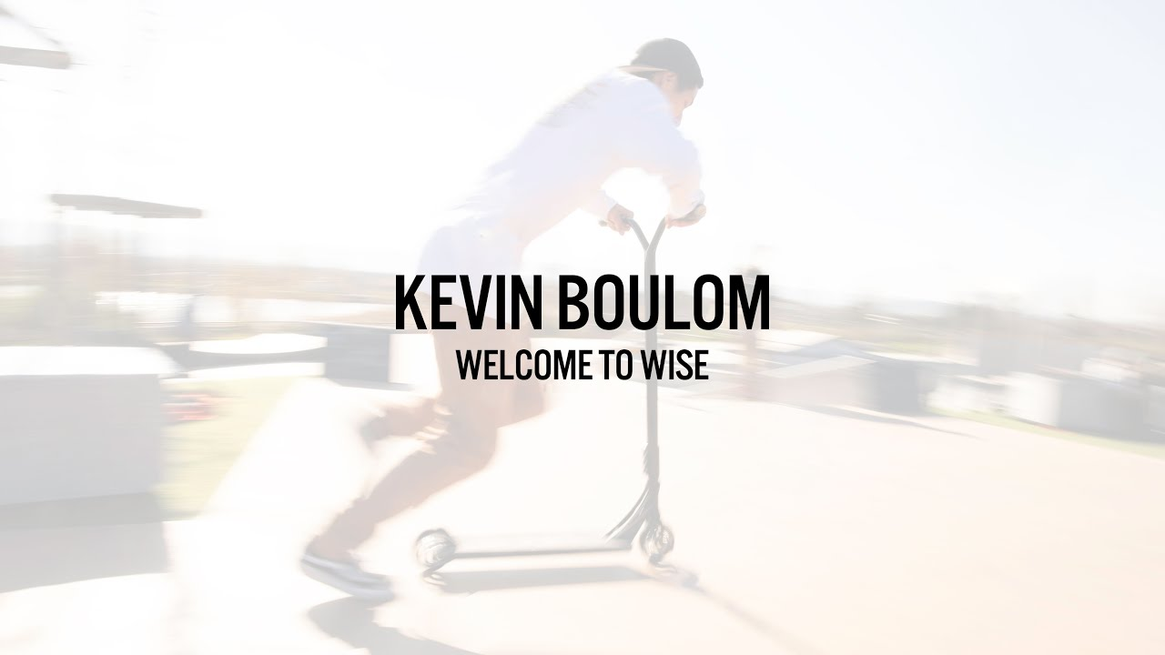 KEVIN BOULOM - WELCOME TO WISE