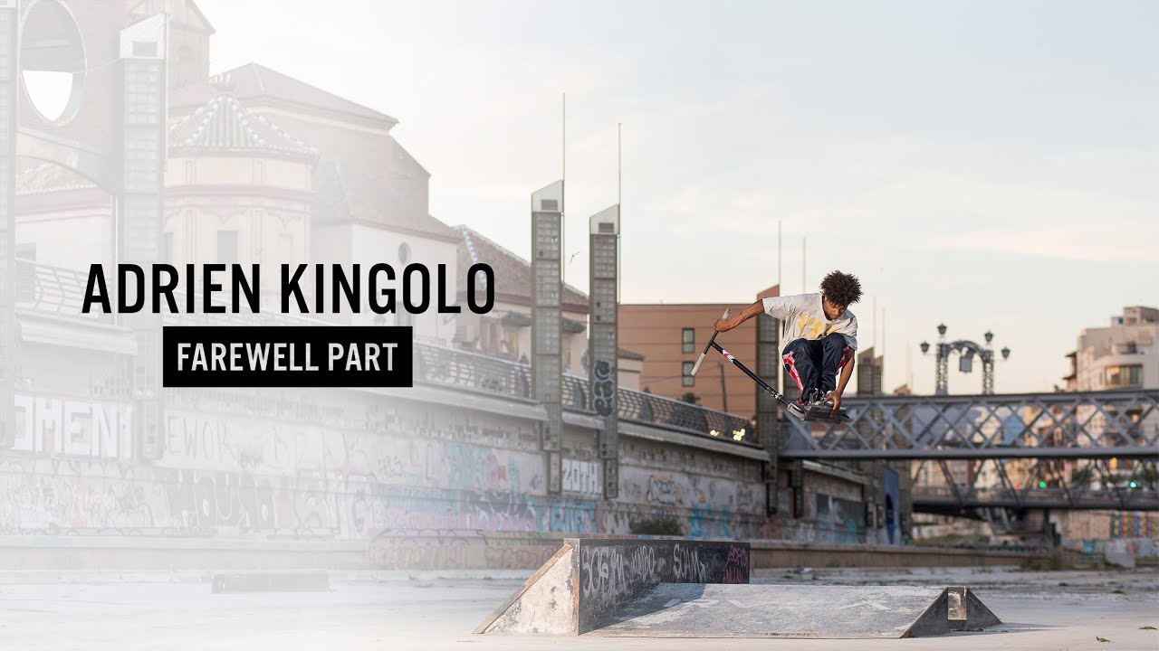 ADRIEN KINGOLO - FAREWELL PART
