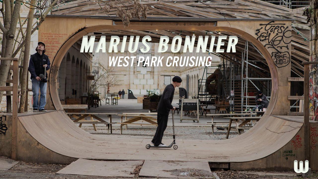 MARIUS BONNIER - WEST PARK CRUISING
