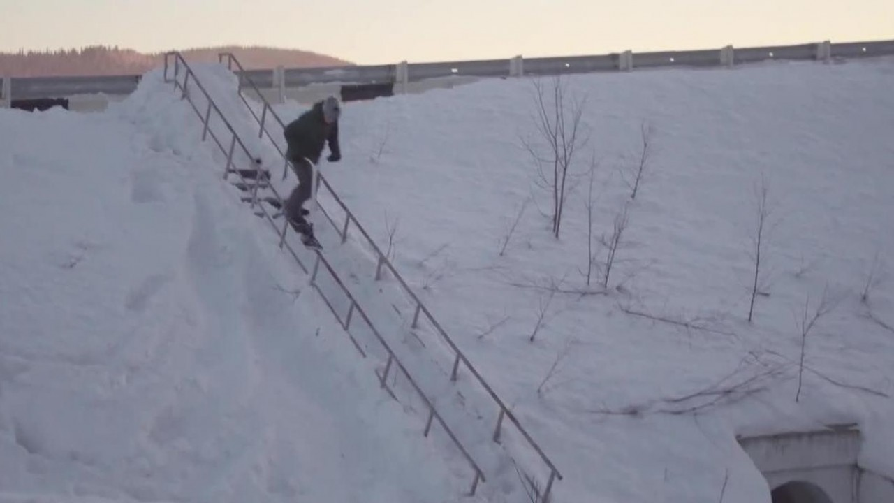 Basile Neverov Siberia Trip