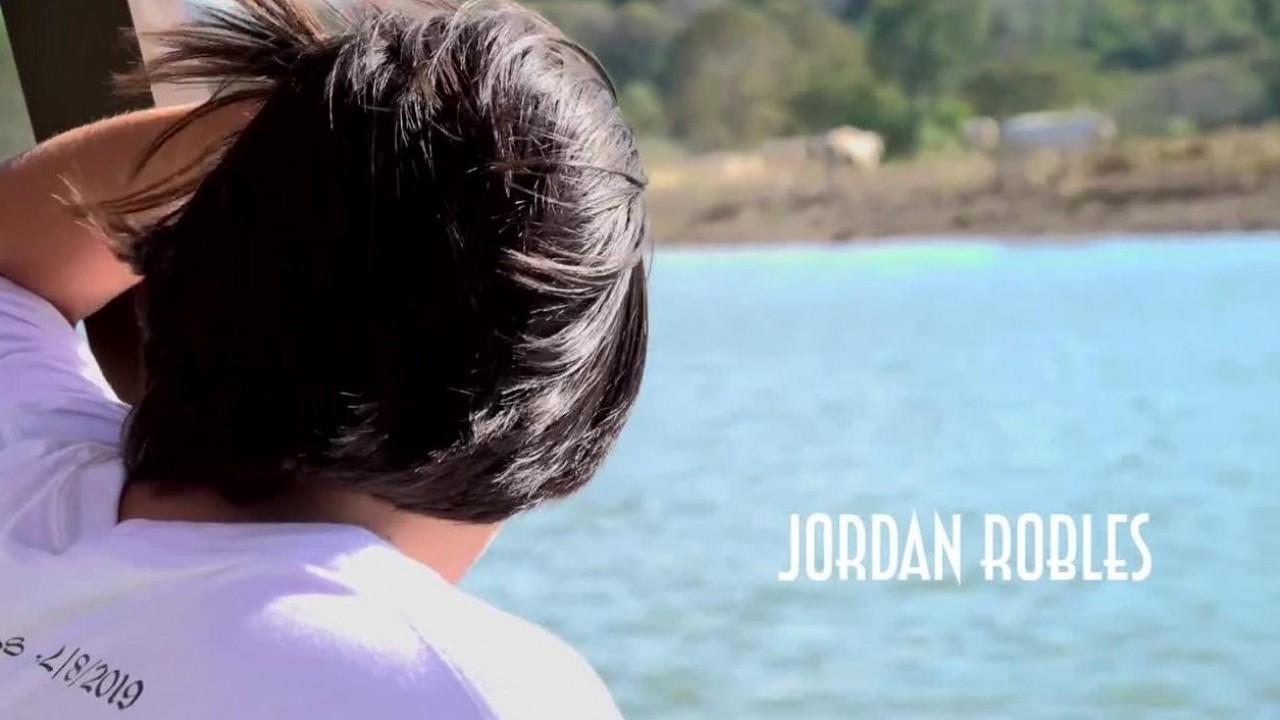 Jordan Robles, 7 days in Costa Rica