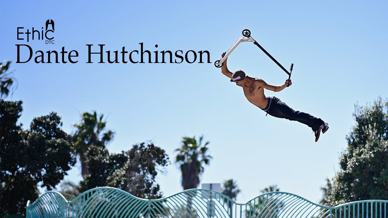 Dante Hutchinson, Welcome to the Family