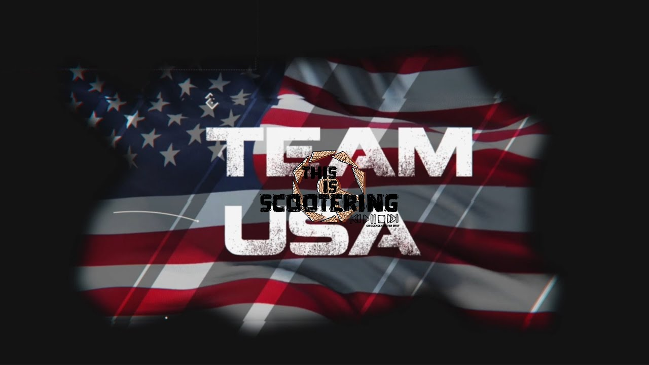 THIS IS SCOOTERING - TEAM USA