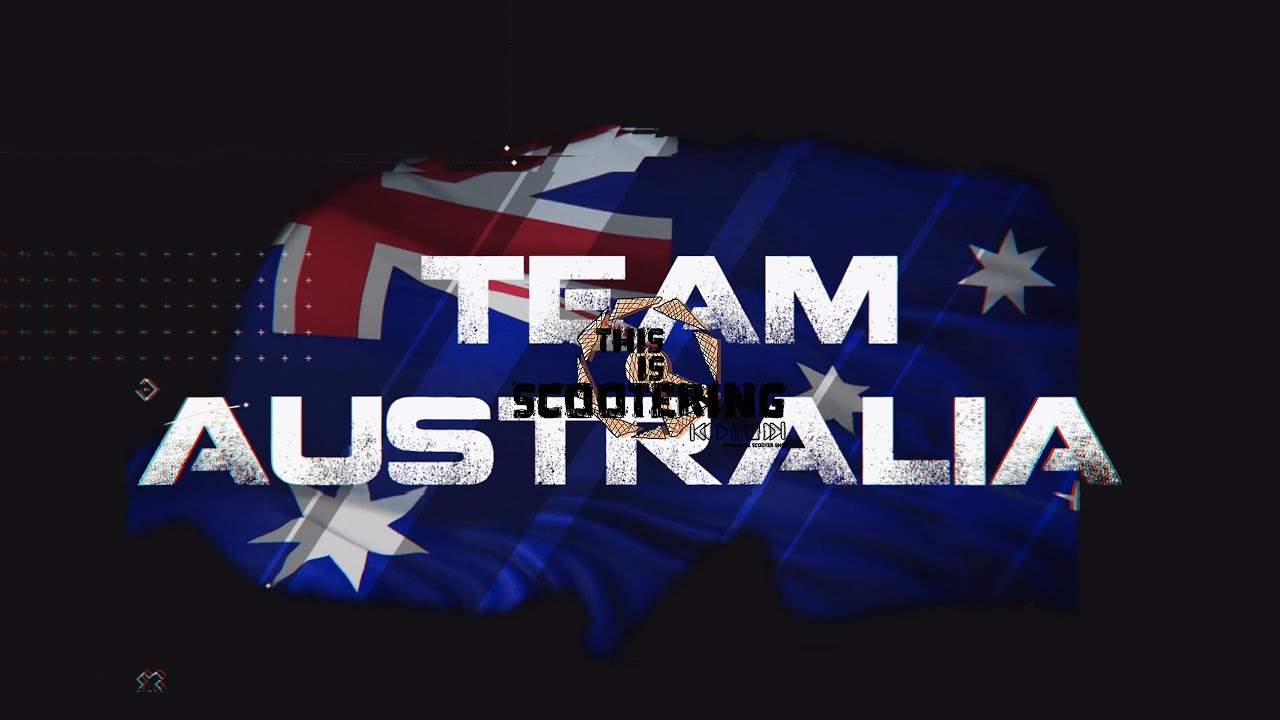 THIS IS SCOOTERING - TEAM AUSTRALIA