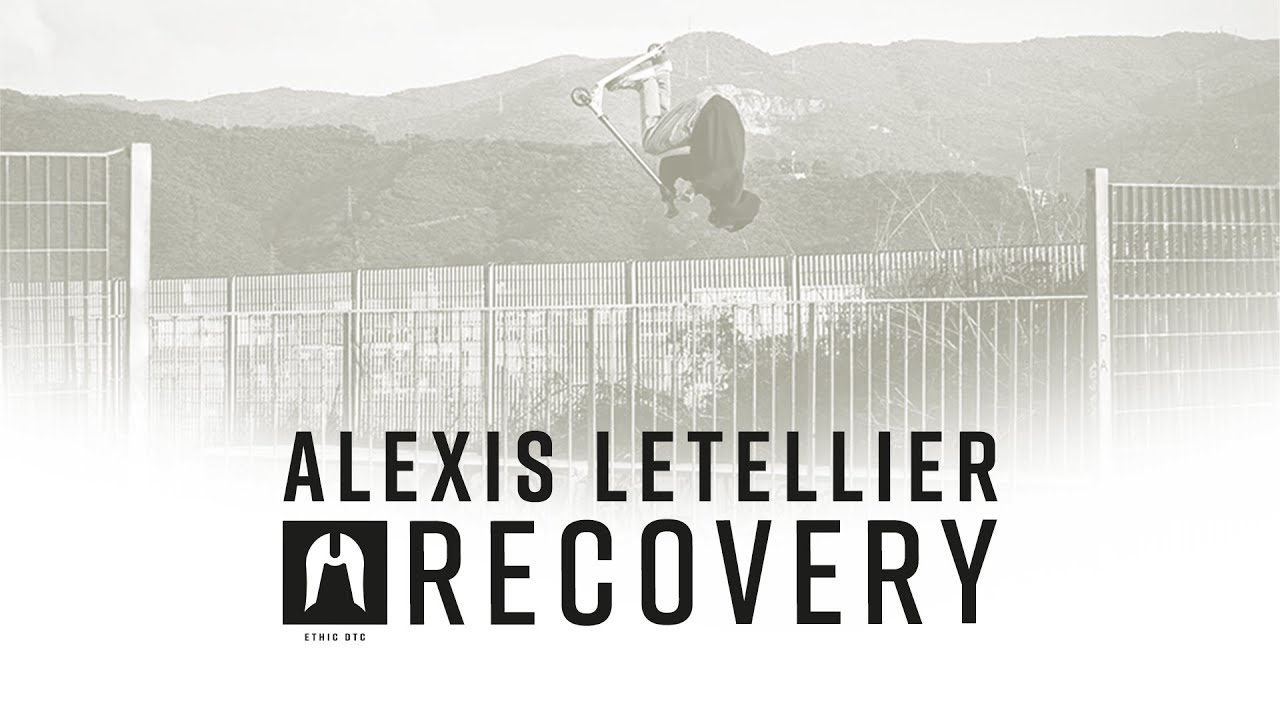 Alexis - Porcial - Letellier Recovery 1/2