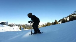 Eretic Snowscoot - From The Street To The Snow