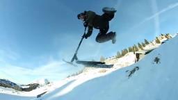Eretic Snowscoot Commercial Edit